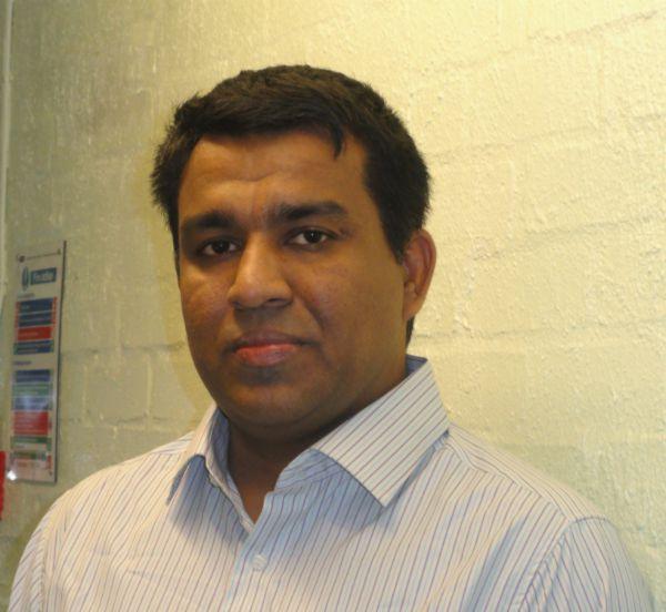 Dr Binuraj Menon