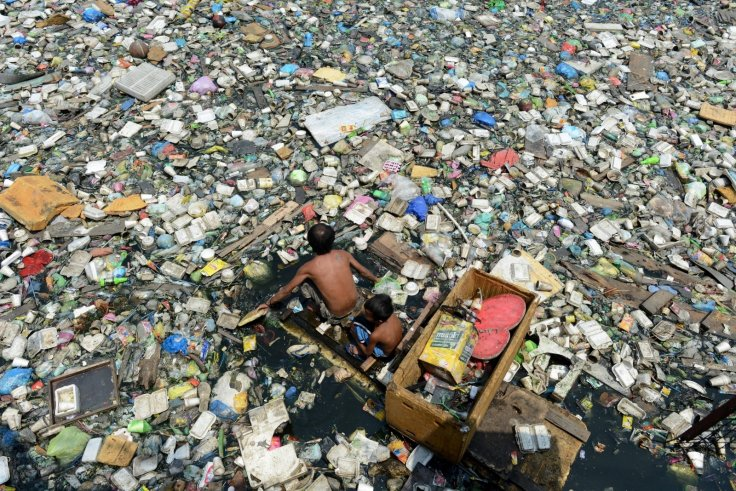 The 'lost 99%' of microplastic ocean pollutants can now be identified