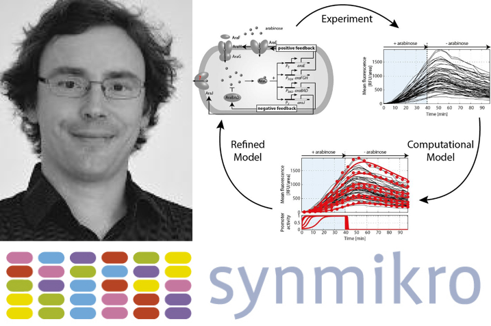 Dr Georg Fritz: Engineering orthogonal synthetic timer circuits in bacteria