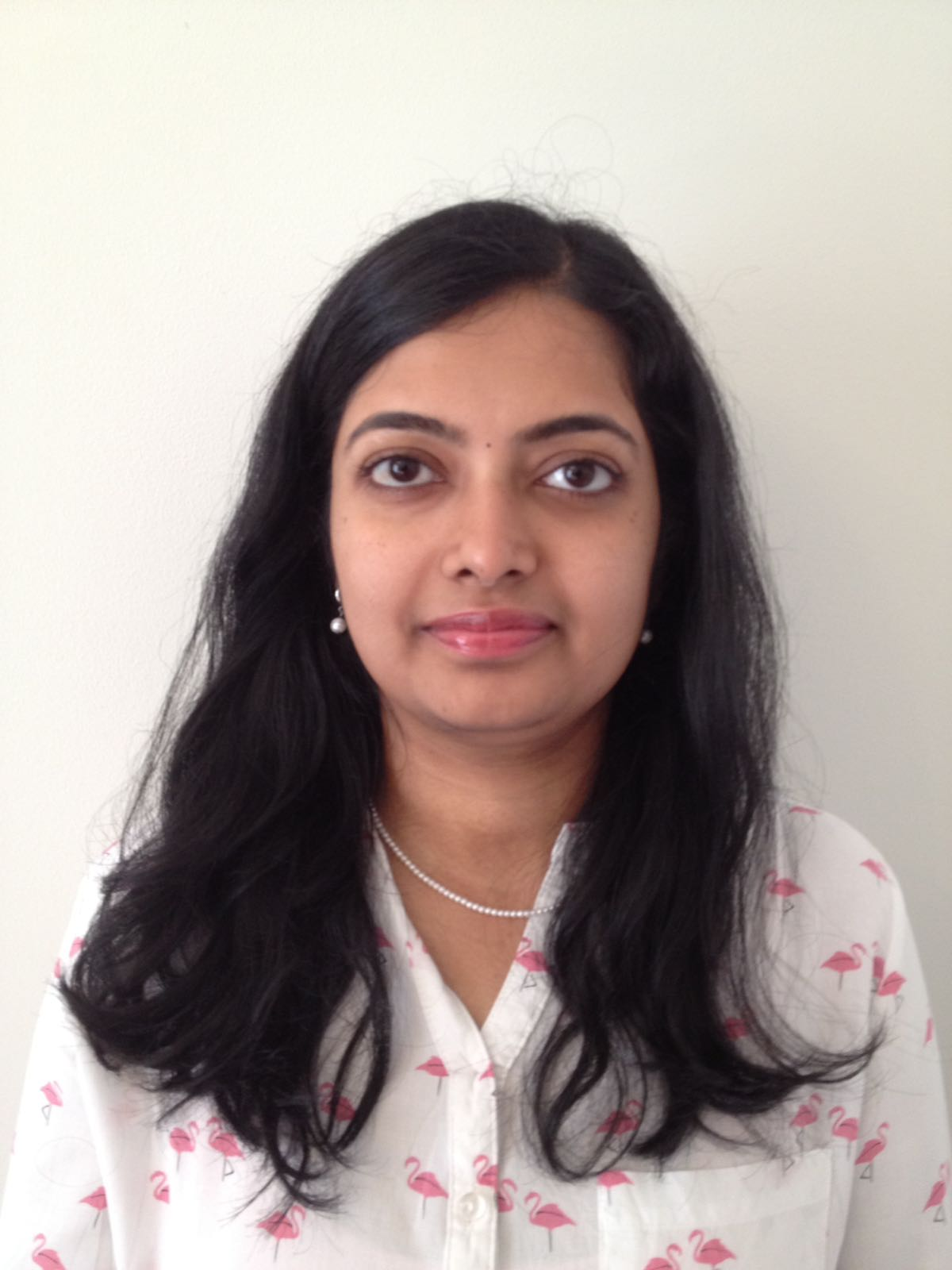 Senior Research Technician Navya Menon