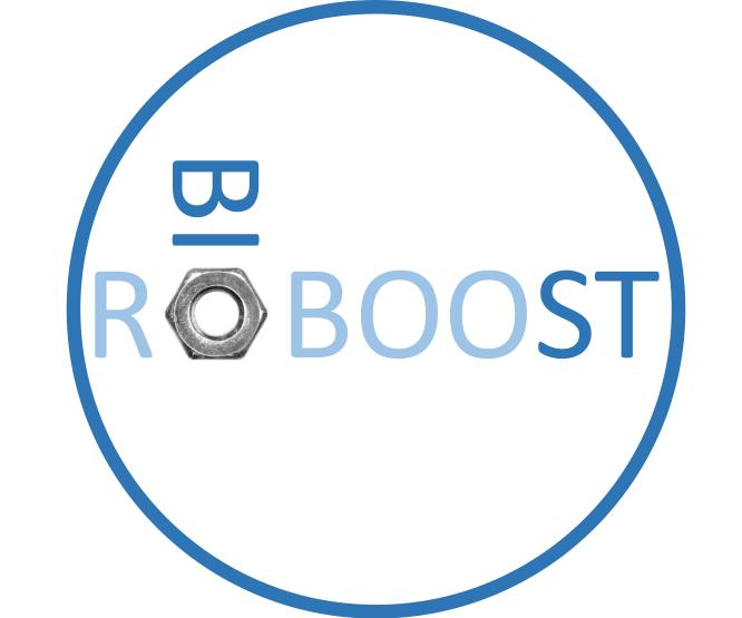 Logo for BioRiboBoost consortium